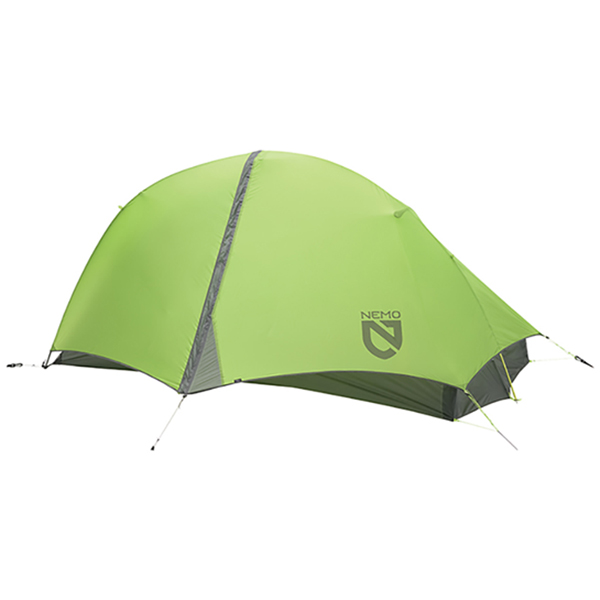 【特別期間ポイント10倍キャンペーン】NEMO ニーモ・イクイップメント ホーネット ストーム2P NM-HNTST-2Pアウトドアギア キャンプ2 キャンプ用テント タープ 二人用(2人用) グリーン ベランピング おうちキャンプ