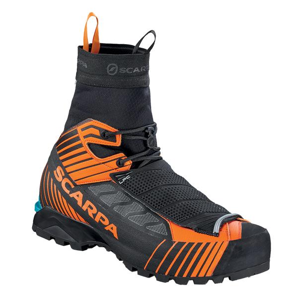 SCARPA スカルパ リベレ TECH OD/ブラック/オレンジ/40 SC23235001400アウトドアギア トレッキング用 トレッキングシューズ トレッキング 靴 ブーツ おうちキャンプ