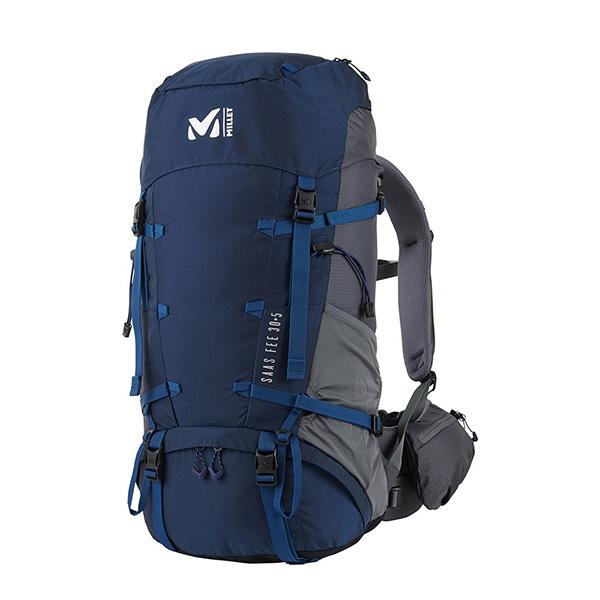 MILLET ミレー SAAS FEE 30+5/7317/SAPHIR/M MIS0640ブルー