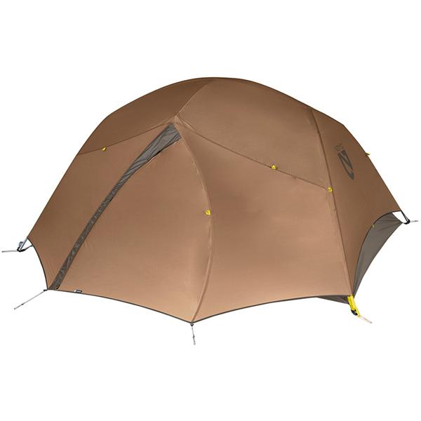 NEMO ニーモ・イクイップメント ダガー ストーム 3P キャニオン NM-DGRST-3P-CYアウトドアギア キャンプ3 キャンプ用テント タープ 三人用 3人用 ブラウン ベランピング おうちキャンプ