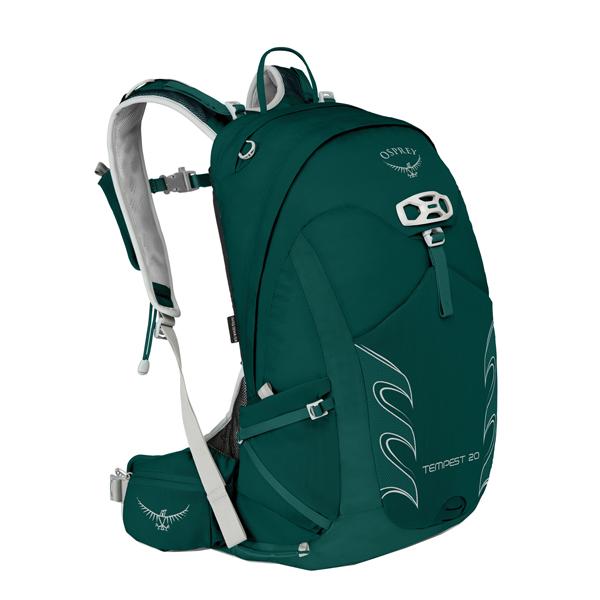 OSPREY オスプレー テンペスト 20/クロロブラストグリーン/S/M OS50263005004アウトドアギア トレッキング20 トレッキングパック バッグ バックパック リュック グリーン 女性用 おうちキャンプ