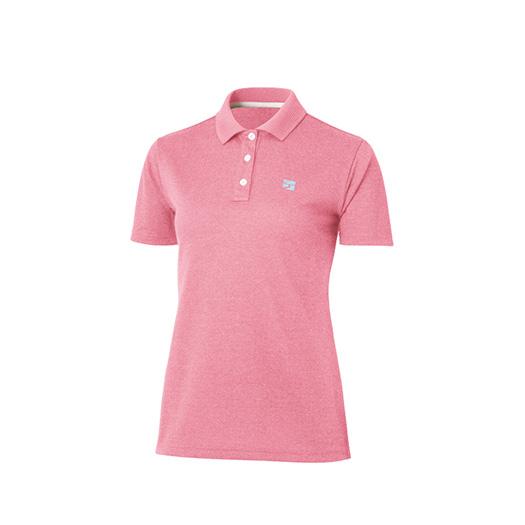 finetrack ファイントラック WOMENSラミースピンドライポロ/CA/L FMW0242女性用 ピンク