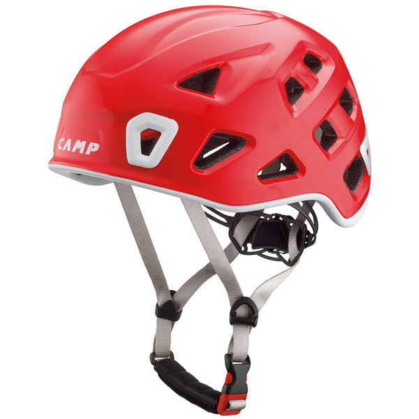 3980円以上送料無料 ベランピング おうちキャンプ CAMP カンプ ストーム ご予約品 トレッキング ヘルメット 5245708アウトドアギア 初回限定 登山 レッド L