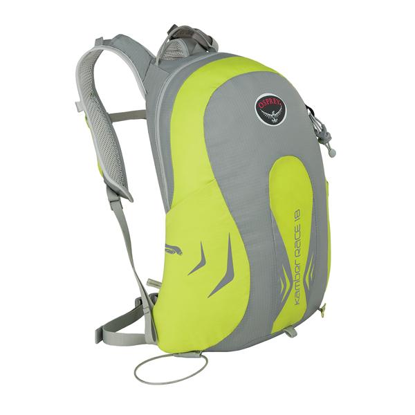 OSPREY オスプレー キャンバーレース 18/コルサグリーン OS52109アウトドアギア トレッキング小型 トレッキングパック バッグ バックパック リュック グリーン 男性用