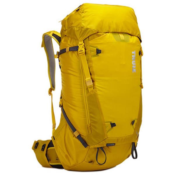 ★エントリーでポイント5倍!THULE スーリー Thule Versant 60L Mens Backpacking Pack Mikado/イエロー 211201男性用 イエロー