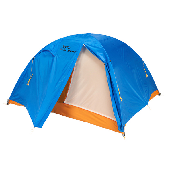 PuroMonte プロモンテ コンパクトアルパインテント/4人用両入口 VS-40アウトドアギア 登山4 登山用テント タープ オールシーズンタイプ 四人用(4人用) ベランピング おうちキャンプ