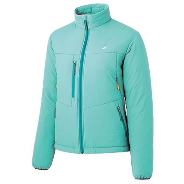 finetrack ファイントラック ポリゴン4ジャケット Ws PM FIW0223女性用 グリーン