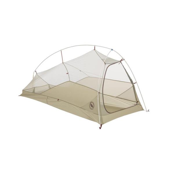 BIG AGNES ビッグアグネス フライクリークHV UL1/ オリーブグリーン THVFLYG116アウトドアギア 登山1 登山用テント タープ 一人用(1人用) おうちキャンプ