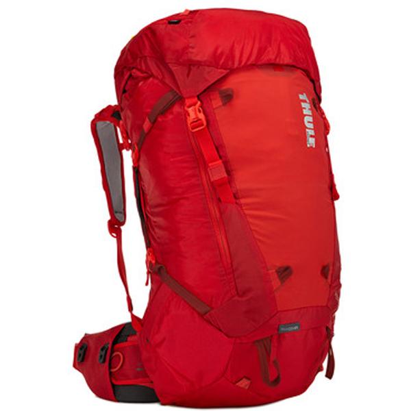 ★エントリーでポイント5倍!THULE スーリー Thule Versant 50L Womens Backpacking Pack Bing/レッド 211303女性用 レッド