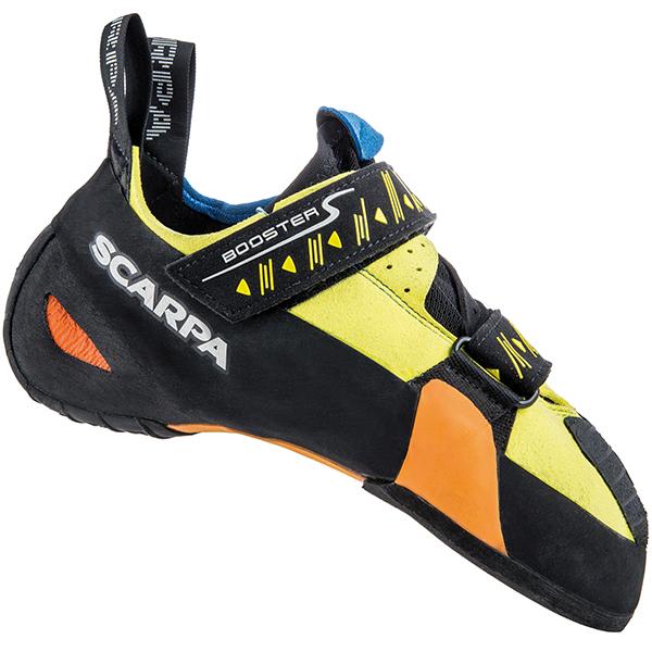 【特別期間ポイント10倍キャンペーン】SCARPA スカルパ ブースターS/#38.5 SC20170001385アウトドアギア クライミング用 トレッキングシューズ トレッキング 靴 ブーツ イエロー 男性用 ベランピング おうちキャンプ