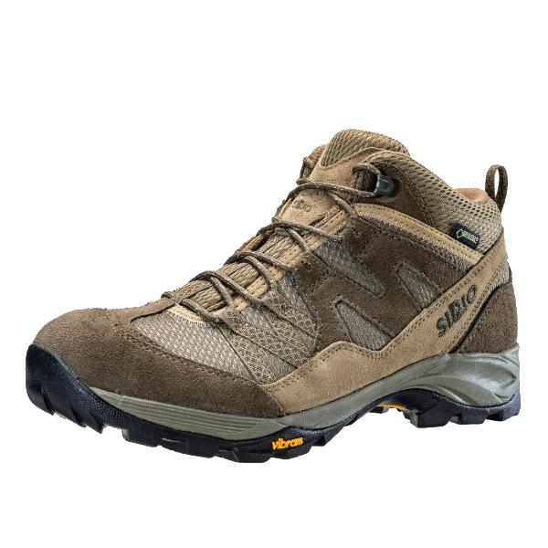SIRIO(シリオ) P.F.156-2/BEG/24.0cm PF156-2アウトドアギア ハイキング用 トレッキングシューズ トレッキング 靴 ブーツ ベージュ 男性用