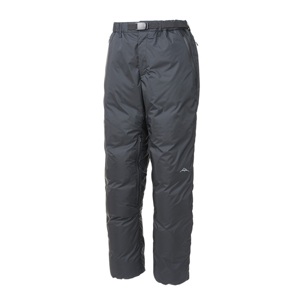 NANGA ナンガ オーロラダウンパンツ/BLK/M AUR-PT102男性用 ブラック