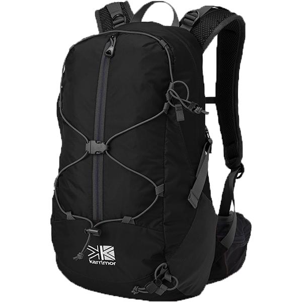 karrimor カリマー SL 20/ブラック 500815-9000アウトドアギア デイパック バッグ バックパック リュック ブラック おうちキャンプ