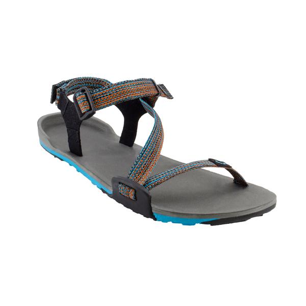 XEROSHOES ゼロシューズ Zトレイル ウィメンズ/サンタフェ/W8 TRW-SFEアウトドアギア 女性用サンダル レディース靴 スポーツサンダル ブルー 女性用