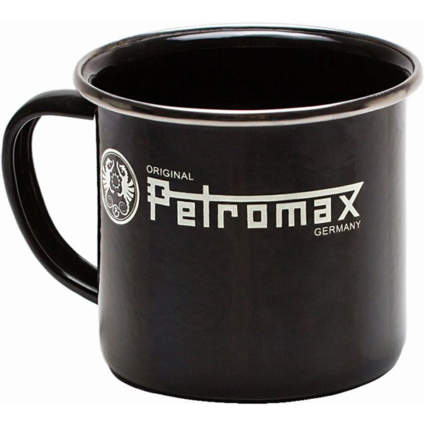 Petromax ペトロマックス エナメルマグ ブラック/ブラック 12678ブラック