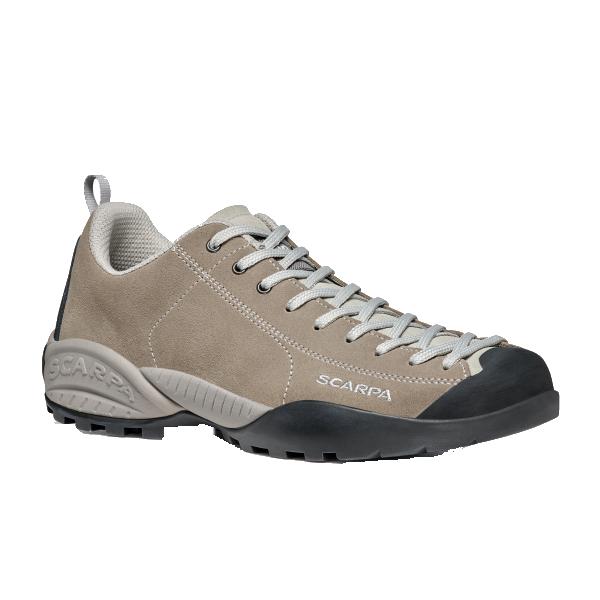 SCARPA スカルパ モヒート/ロープ/44 SC21050アウトドアギア アウトドアスポーツシューズ メンズ靴 ウォーキングシューズ ベージュ 男性用 おうちキャンプ