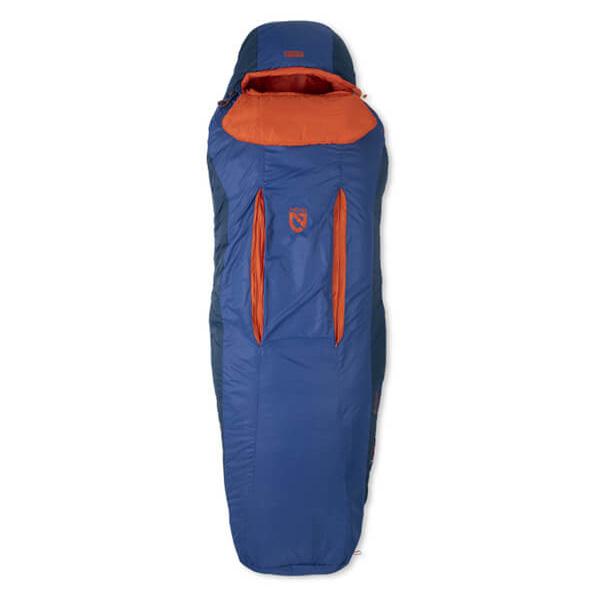 NEMO ニーモ・イクイップメント フォルテ35 NM-FRT-M35アウトドアギア マミースリーシーズン マミー型 アウトドア用寝具 寝袋 シュラフ 男性用 おうちキャンプ