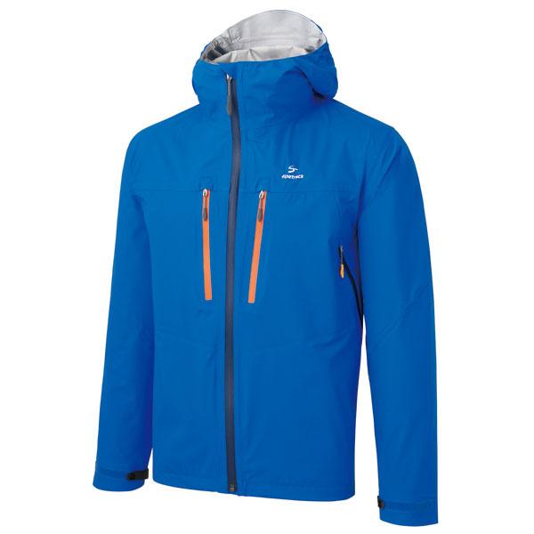 finetrack ファイントラック エバーブレスバリオジャケット Ms SK FAM0221男性用 ブルー