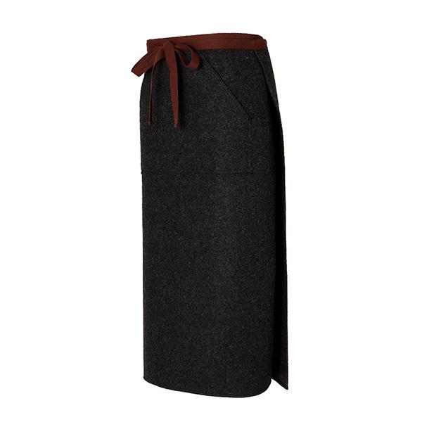 3980円以上送料無料 付与 おうちキャンプ AXESQUIN アクシーズクイン ノヤマ ケシズミイロ M スカート 毎日続々入荷 男女兼用 AX0176アウトドアウェア レディースウェア