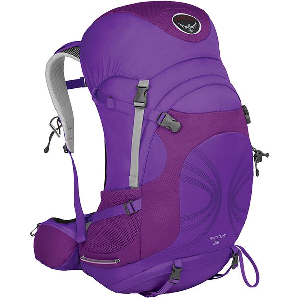 OSPREY オスプレー シラス 36/パープルオーキッド/XS/S OS50323アウトドアギア トレッキング30 トレッキングパック バッグ バックパック リュック パープル 女性用 おうちキャンプ