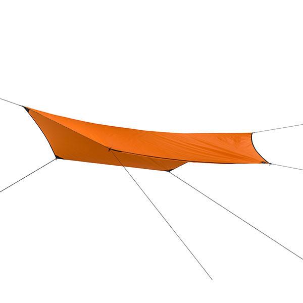 Hennessy Hammock ヘネシーハンモック H.ハンモック ヘックスシェイプフライ オレンジ 12880003アウトドアギア ヘキサ・ウイング型タープ テント オレンジ おうちキャンプ