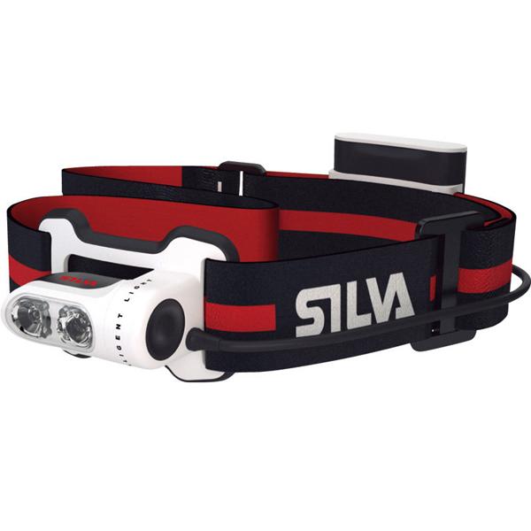 ★エントリーでポイント5倍!SILVA シルバコンパス シルバヘッドランプ TRAIL RUNNER II ECH288