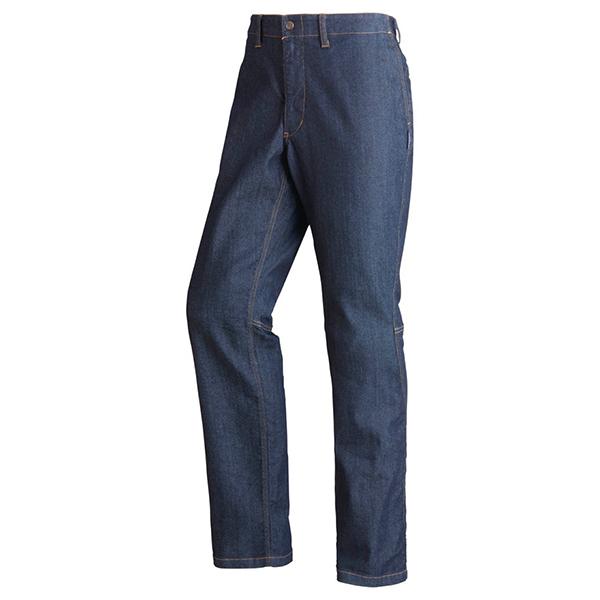 Mammut マムート BOULDER Wall Pants Men/50052indigo denim/S 1022-00140男性用 ブルー