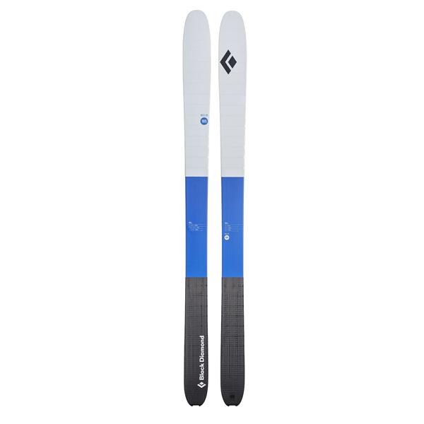 Black Diamond(ブラックダイヤモンド) ヘリオ 105/185cm BD40552マルチカラー 板 スキー ウインタースポーツ スキー用品 スキー板 アウトドアギア