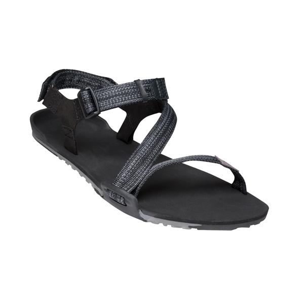 XEROSHOES ゼロシューズ Zトレイルメンズ/マルチブラック/M8 TRM-MBLKアウトドアギア 大人用サンダル メンズ靴 スポーツサンダル ブラック