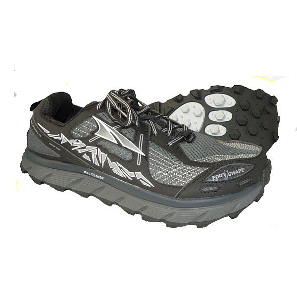 ALTRA アルトラ LonePeak3.5 Men/Black/US10 AFM1755F-2ブラック