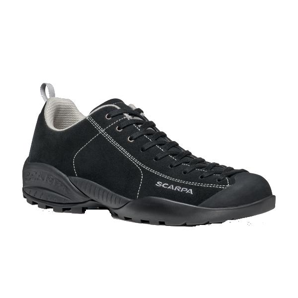 SCARPA スカルパ モヒート/ブラック/38 SC21050アウトドアギア アウトドアスポーツシューズ メンズ靴 ウォーキングシューズ ブラック 男性用 おうちキャンプ