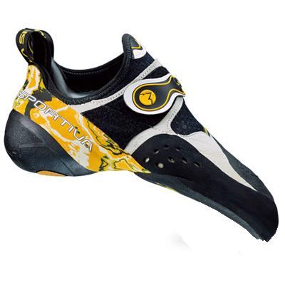 LA SPORTIVA ラ・スポルティバ ソリューション/WY/37.5 CL199アウトドアギア クライミング用 トレッキングシューズ トレッキング 靴 ブーツ ブラック おうちキャンプ