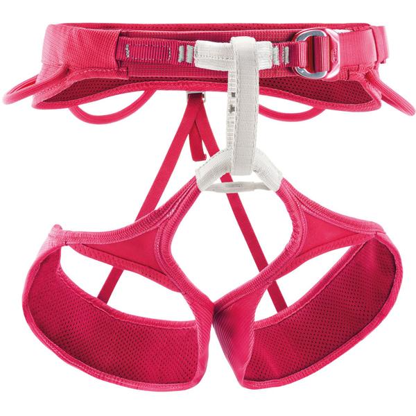 PETZL ペツル セレナ/Raspberry/S C55ARSアウトドアギア 登山 トレッキング ハーネス ピンク 女性用 おうちキャンプ