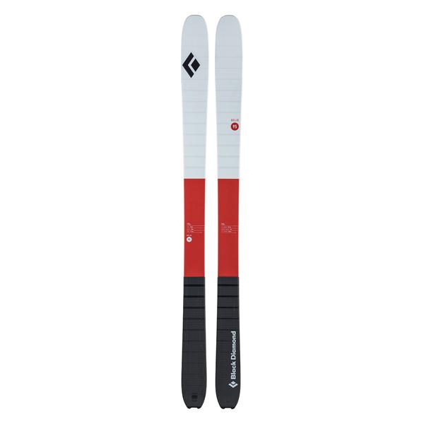 Black Diamond(ブラックダイヤモンド) ヘリオ 95/183cm BD40553マルチカラー 板 スキー ウインタースポーツ スキー用品 スキー板 アウトドアギア
