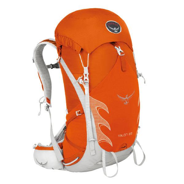 OSPREY オスプレー タロン 33/フレームオレンジ/S/M OS50283男女兼用 オレンジ