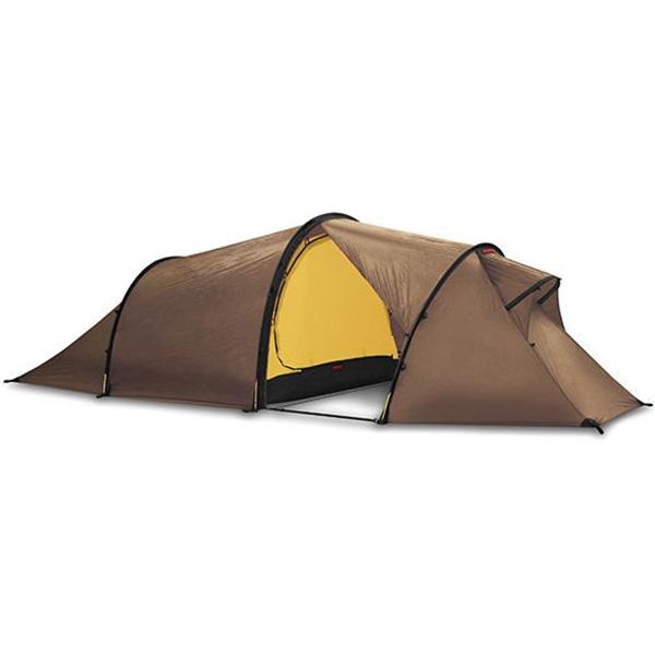 HILLEBERG ヒルバーグ ヒルバーグ テント Nallo GT Sand 12770023ベージュ 四人用(4人用)