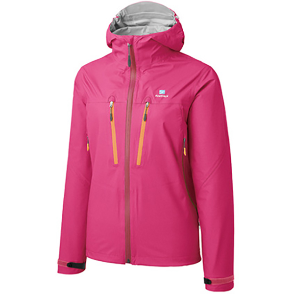 finetrack ファイントラック エバーブレスバリオジャケット Ws AP FAW0221女性用 ピンク