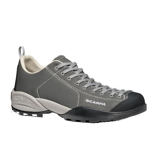SCARPA スカルパ モヒートフレッシュ/グレー/39 SC21051アウトドアギア クライミング用 トレッキングシューズ トレッキング 靴 ブーツ グレー 男性用 おうちキャンプ