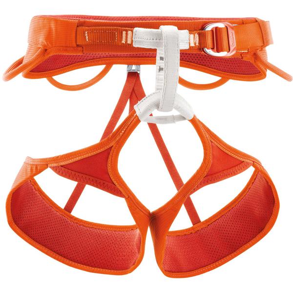 PETZL ペツル サマ/Coral/L C21ACLアウトドアギア 登山 トレッキング ハーネス オレンジ 男性用 おうちキャンプ