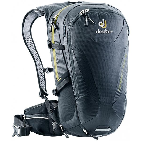 deuter ドイター コンパクト EXP 12 ブラック D3200215-7000アウトドアギア 自転車用バッグ バッグ バックパック リュック ブラック おうちキャンプ