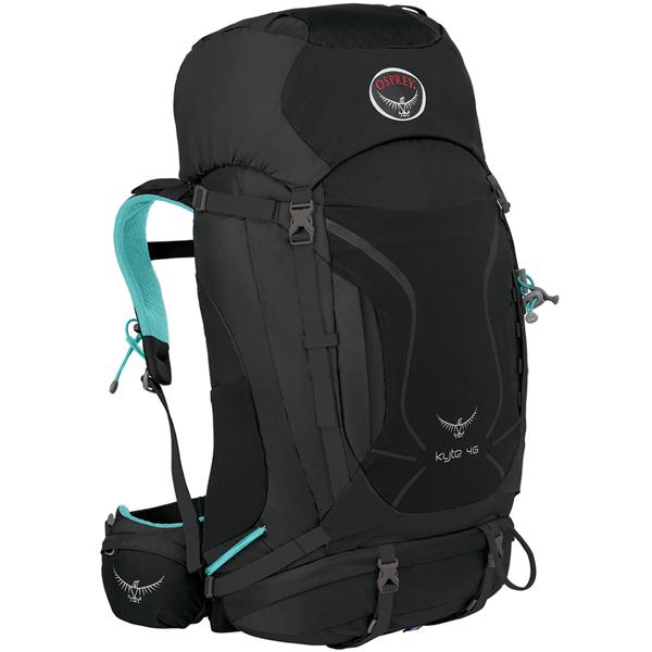 OSPREY オスプレー カイト 46/グレーオーキッド/XS/S OS50155アウトドアギア トレッキング40 トレッキングパック バッグ バックパック リュック グレー 女性用 おうちキャンプ