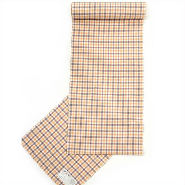 伊勢木綿 木綿着物 反物 コットン着物で軽やかに オプションにて国内手縫い仕立て承ります