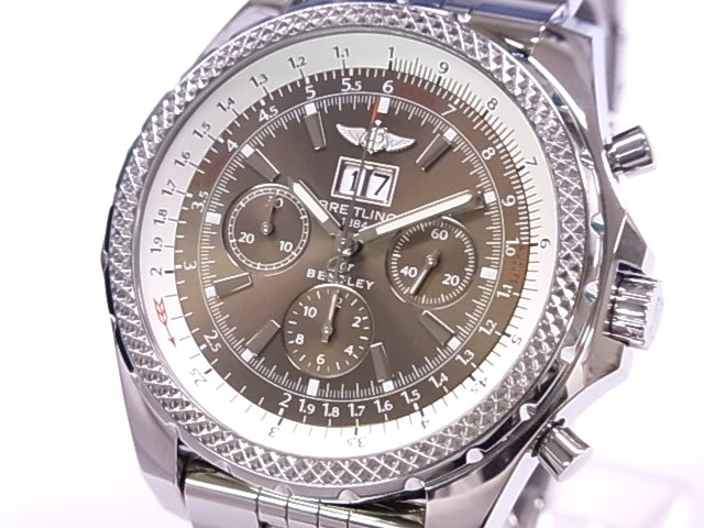 BREITLING Breitling A44362 Bentley 6.75 speed SS Brown character dial automatic movement