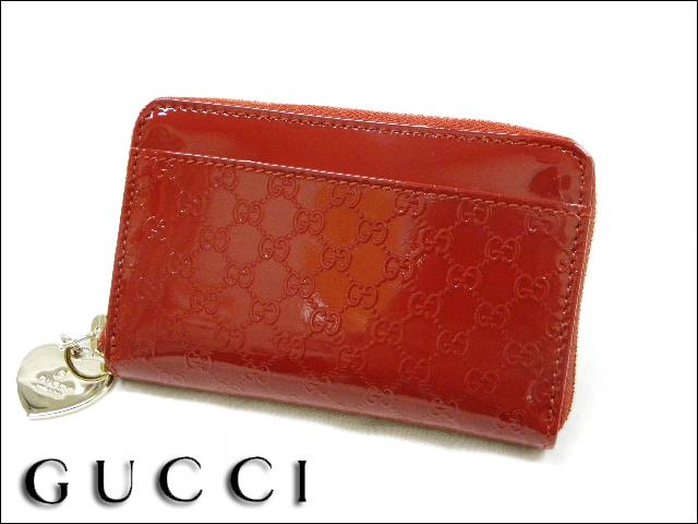 0c9c6742372 Pawnshop YAMAKI  GUCCI Gucci 268750 micro guccissima key ring with ...
