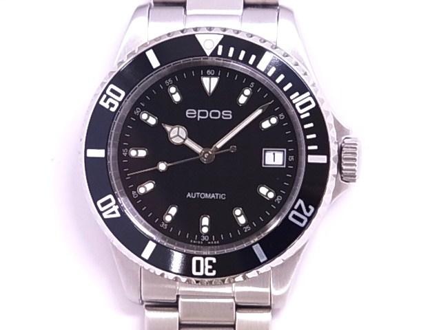 誒,Point Of Sales EPOS 3253BKM潛水員人釣樟屬盤SS自動卷