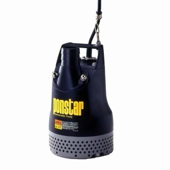 工進 KOSHIN 汚水用水中ポンプ ポンスター(60Hz) PX-640