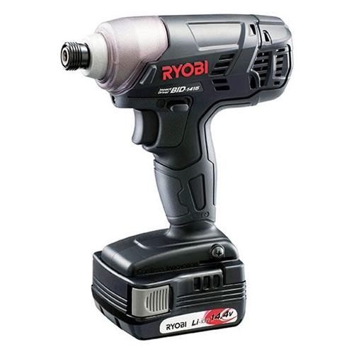 RYOBI リョービ 14.4V 充電式インパクトドライバ BID-1415