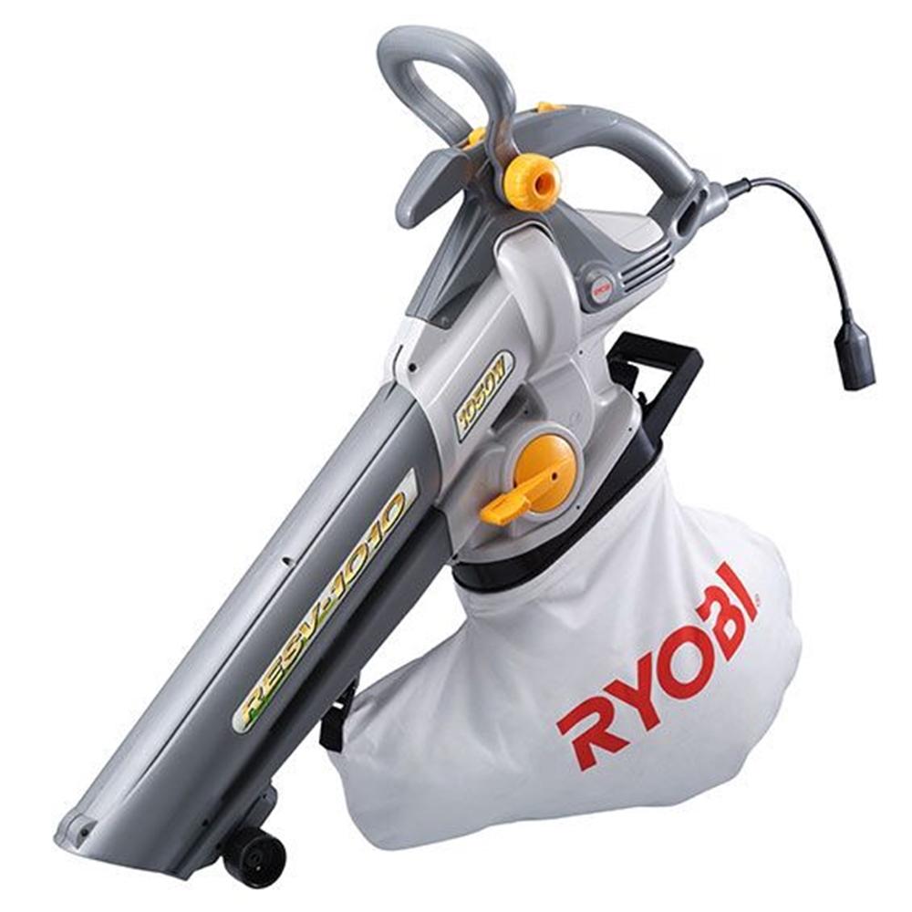 RYOBI リョービ ブロワバキューム(プロ用) ワイドノズル付 RESV-1010