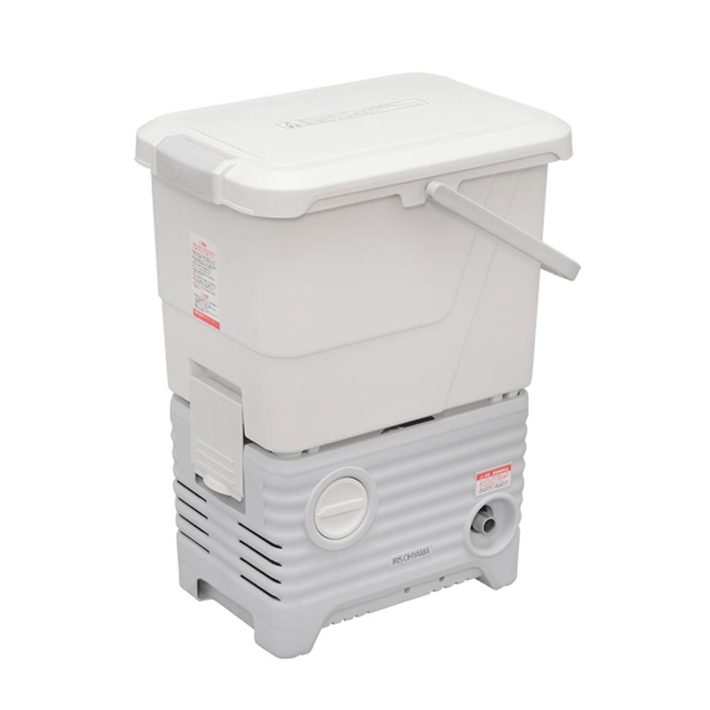 アイリスオーヤマ タンク式高圧洗浄機洗車セット SBT-512NS