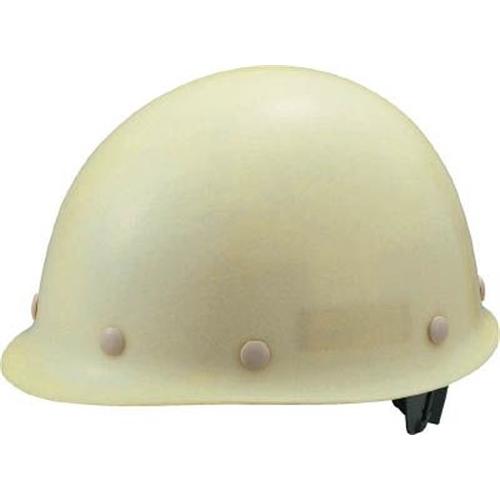 トラスコ中山 TRUSCOヘルメット MP型 蓄光タイプ THM-108EZ